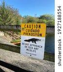 Wildlife And Alligator Warning...