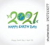 green handwritten logo blue... | Shutterstock .eps vector #1927213277