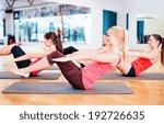 fitness  sport  training  gym...   Shutterstock . vector #192726635
