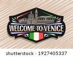 vector logo for venice  black... | Shutterstock .eps vector #1927405337
