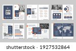 brochure creative design.... | Shutterstock .eps vector #1927532864