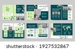 brochure creative design.... | Shutterstock .eps vector #1927532867