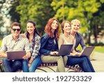 summer holidays  education ... | Shutterstock . vector #192753329