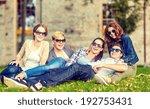 summer holidays  education ... | Shutterstock . vector #192753431