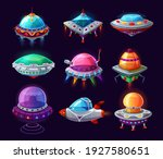 Ufo Or Alien Saucers And Space...