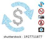 dash mosaic based on refresh... | Shutterstock .eps vector #1927711877