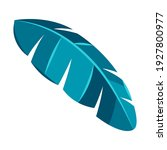 illustration of stylized palm... | Shutterstock .eps vector #1927800977