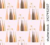 seamless pattern light pink... | Shutterstock .eps vector #1927952537
