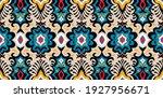 bandana print. vector seamless... | Shutterstock .eps vector #1927956671