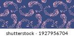bandana print. vector seamless... | Shutterstock .eps vector #1927956704