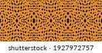 ikat border. geometric folk...   Shutterstock .eps vector #1927972757