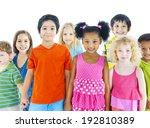 group of children | Shutterstock . vector #192810389