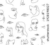 vector illustration with many... | Shutterstock .eps vector #1928198027