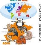 educational cartoon... | Shutterstock .eps vector #1928319104