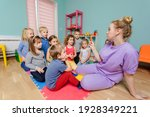 making process of learning... | Shutterstock . vector #1928349221