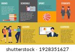 education infographic template... | Shutterstock .eps vector #1928351627