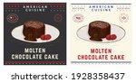 Molten Chocolate Cake Or Fondant
