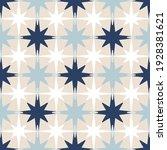 geometric simple mid century... | Shutterstock .eps vector #1928381621