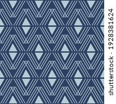 geometric simple mid century... | Shutterstock .eps vector #1928381624