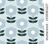 geometric simple mid century... | Shutterstock .eps vector #1928381627