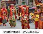 Traditional Festival Parade...