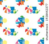 Summer Print For Fabric  Paper  ...