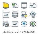 hosting  data server and...
