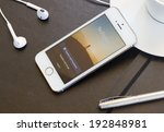warszawa  poland   april 01 ... | Shutterstock . vector #192848981