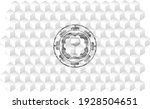 wine cup icon inside grey... | Shutterstock .eps vector #1928504651