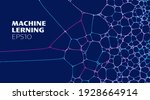 artificial intelligence data... | Shutterstock .eps vector #1928664914