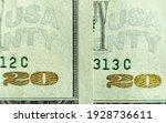 Two Twenty Dollar Banknotes ...