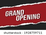 coming soon grand opening...