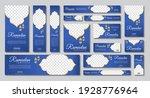 Set Of Ramadan Web Banners Of...