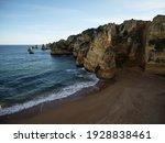 Panorama View Of Rock...