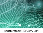 digital multimedia content... | Shutterstock . vector #192897284