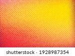 pop art creative concept... | Shutterstock .eps vector #1928987354