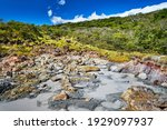 Mud Lakes In Rincon De La Vieja ...