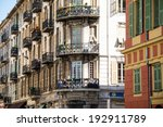 nice march 07  2014  facade of... | Shutterstock . vector #192911789