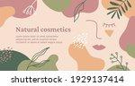 vector trendy banner for the... | Shutterstock .eps vector #1929137414