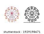 Amusement Parks Ferris Wheel...