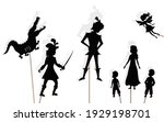 Shadow Puppets Of Peter Pan ...