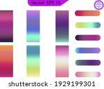 web buttons flat design... | Shutterstock .eps vector #1929199301
