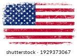 old vintage flag of united... | Shutterstock .eps vector #1929373067