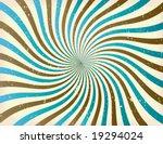 Grungy Swirly Background  ...
