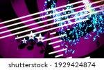 retro music fashion show bass... | Shutterstock . vector #1929424874
