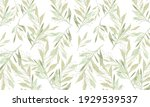 nature flowers and leaves... | Shutterstock .eps vector #1929539537