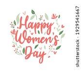 internationa women's day... | Shutterstock .eps vector #1929541667