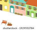 vector illustration of... | Shutterstock .eps vector #1929553784