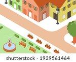 vector illustration of... | Shutterstock .eps vector #1929561464