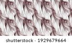 Old Bird Backgrounds. Seamless...